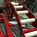 Flared End Rollers